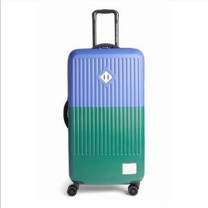 Herschel Supply CO. Rolling suitcase
